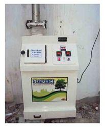 Waste Burning Machine - Portable Electrical Incinerators