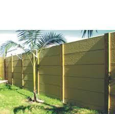 Concrete Folding Compound Wall