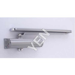 aluminum section door closer