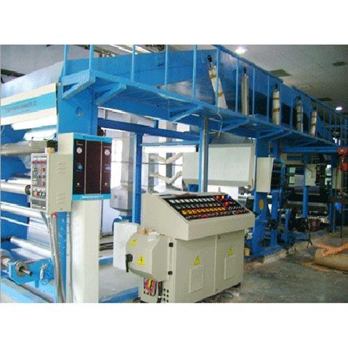 Dry & Wet Lamination Machine
