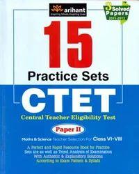 CTET 15 Practice Sets Paper II