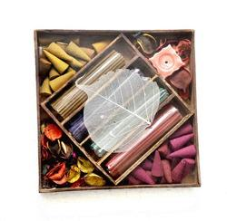 Incense Cone Pot Purri Gift Pack