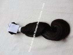 Remy Human Indian Hair Bouncy Wave