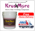 Crusher Backing Compound - Krushmore CBC