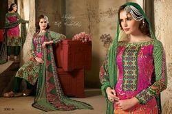 Ladies Printed Cotton Suits