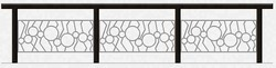 Handrails Brass Design