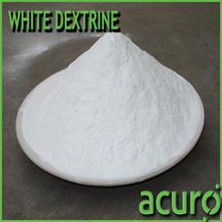 white dextrine
