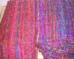 Recycled Sari Silk Fabrics for Home Decor, Home Furnishings