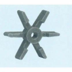 Plastc Fan Suitable For Coolant Pump Fan