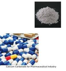 Calcium Carbonate for Pharmaceutical Industry