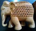 Jalli Wooden Elephant
