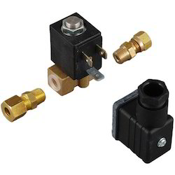 Fuel Solenoid Valve for speed Governor