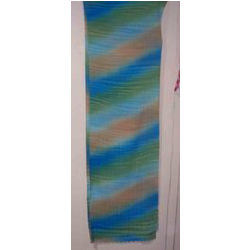 Polyester Shaded Scarves