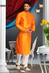 Designer Embroidered Sherwani with Free Stole