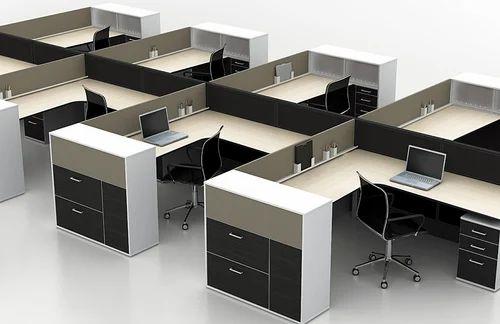 Modular Office Furniture - Wooden Modular Office Furniture ...