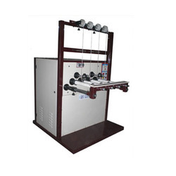4-Head Bobbin Winding Machine