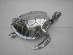 Big Metal Turtle