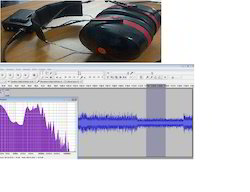 Active Noise Canceling Headphone