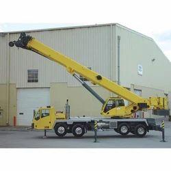 TMS 800 Hydraulic Cranes Hiring Service