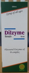 Dilzyme Syrup