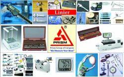 nabl acreadiated linear instrument calibration