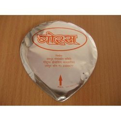 Aluminum Foil Seal for Vanaspati Ghee