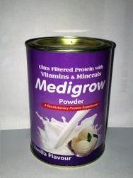 Medigrow Protein Powder Vanilla Flavour