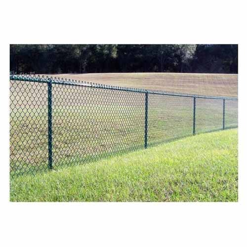 Vinyl Coated Chain Link Fencing