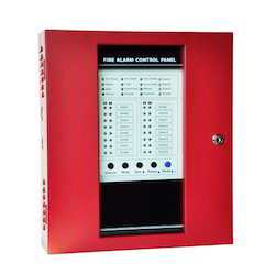 Analog Addressable Fire Alarm Repeater Panel