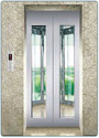 S.S. Glass Auto Door