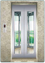 S.S. Glass Auto Door