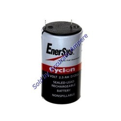hawker d cell enersys cyclon 2v 2 5ah sealed lead acid