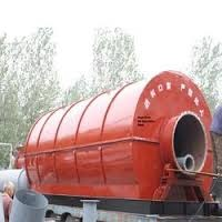 pyrolysis oil machine