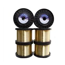Half Hard EDM Brass Wires Dia 0.25mm