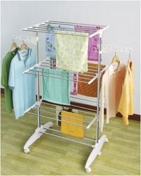 Folding & Moving Cloth Laundry Hanger