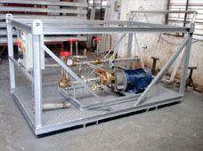 High Flow Nitrogen Pump Unit