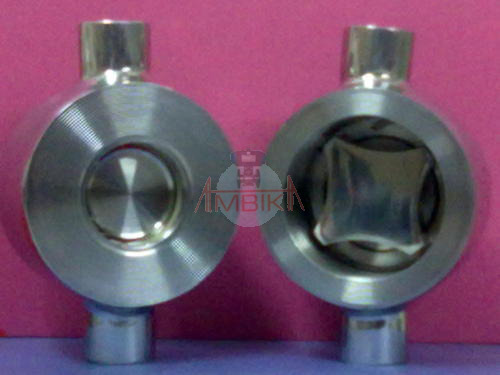 Jacketed Sandwich type Non Return Valve