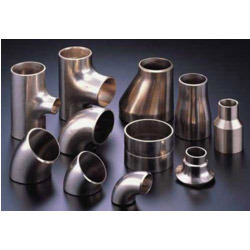 Nickel Alloys Pipe Fittings