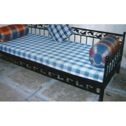 Wrought Iron Diwan Sofa