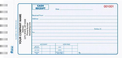 taxi service bill format