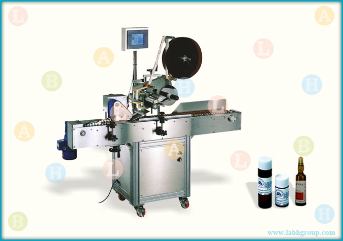 Automatic High Speed Wrap Around Sticker Label Applicator Equipment