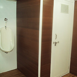 VIP Toilet Bunk House