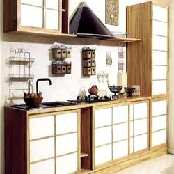 Japanese Kitchen Cabinet