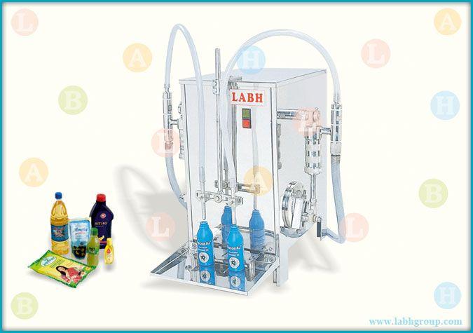 Semi Automatic Filling Equipment for Liquid