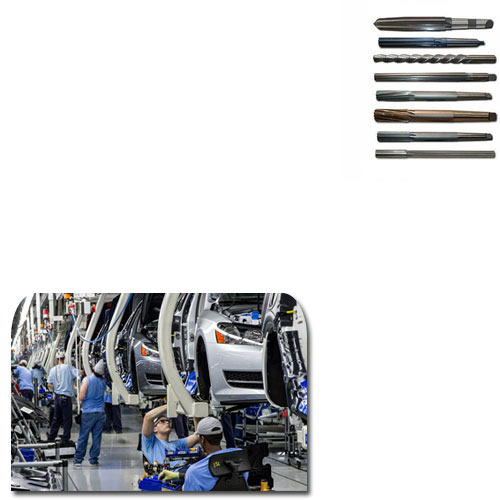 Machine Reamers for Automobile Industry