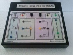 Capacitance Charging and Discharging