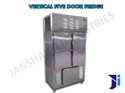 vertical fridge