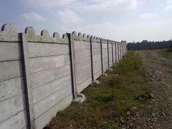 Concrete Folding Compound Walls