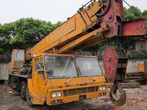 Hydraulic Truck Crane Hiring Services