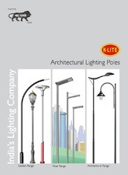 Architectural Lighting Poles